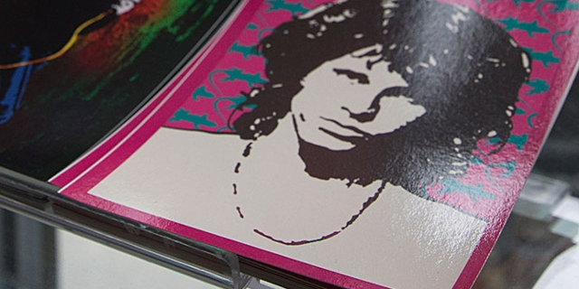 Jim Morrison Memorabilia