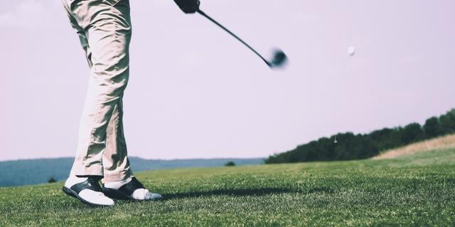 Golfspieler