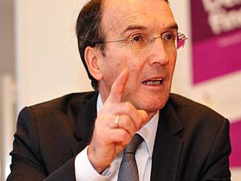 Peter Krömer, Präsident der Generalsynode der Evangelischen Kirche A.u.H.B. in Österreich