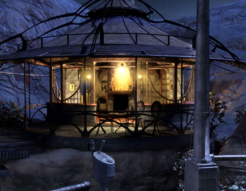 Screenshot Myst IV