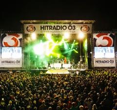 Ö3-Bühne aus 2017