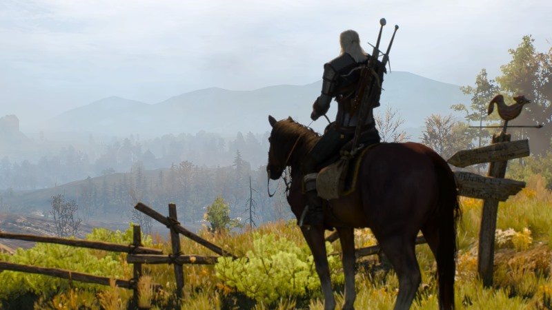 Screenshot The Witcher