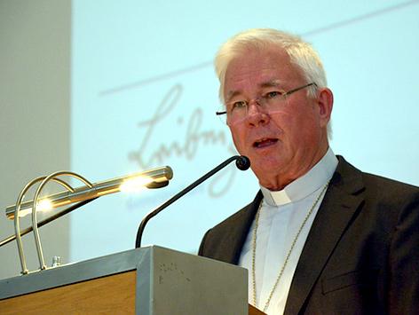 Der Salzburger Erzbischof Lackner eröffnet die Salzburger Hochschulwoche 2018