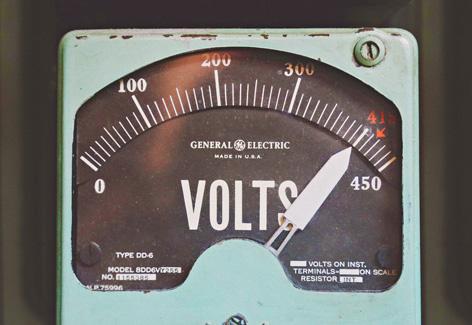 Italienische Erfindung: Die Batterie