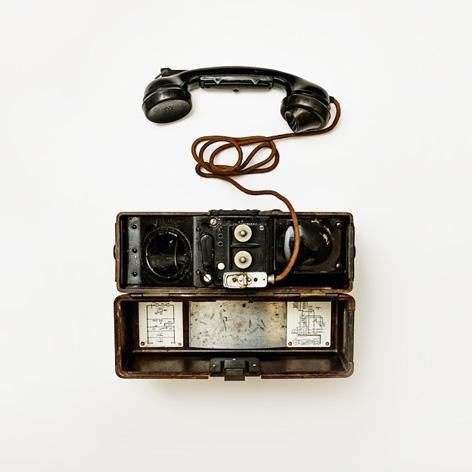 Italienische Erfindung: Das Telefon