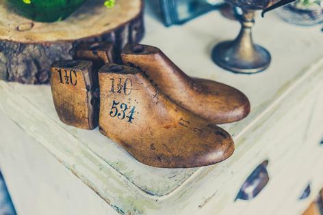 Italienische Erfindung: Schuhe