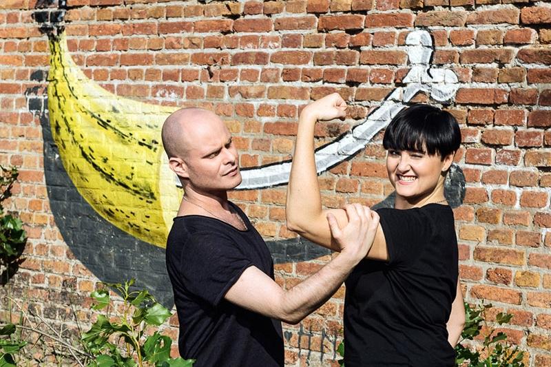 Sonja und Bernd (Eva Deutsch und David Pfister)