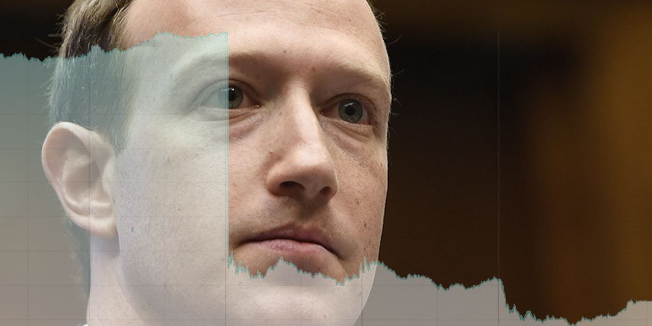 Mark Zuckerberg, der Kurs der Facebook Aktie