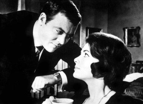 Edgar Wallace: Der grüne Bogenschütze    Originaltitel: (DEU 1961), Regie: Jürgen Roland