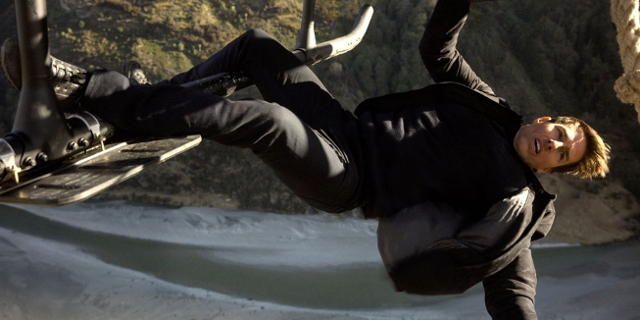 Szenenbilder aus Mission Impossible:Fallout mit Tom Cruise