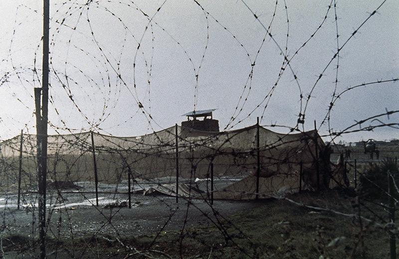 Das Maze-Gefängnis 1971