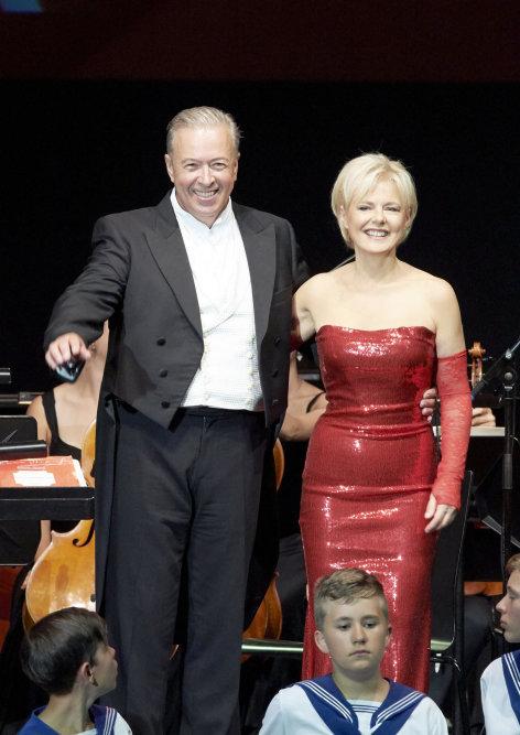 Die schönsten Operettenmelodien mit Herbert Lippert & Ildiko Raimondi