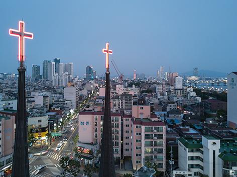 "S-Korea: Gewalttätige ""Sektenführerin"" festgenommen"