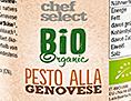 Chef Select Bio Pesto alla Genovese, 120g