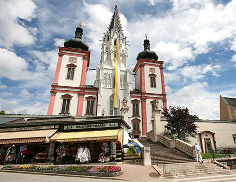 Die Basilika Mariazell
