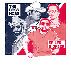 Seiler & Speer vs. The BossHoss