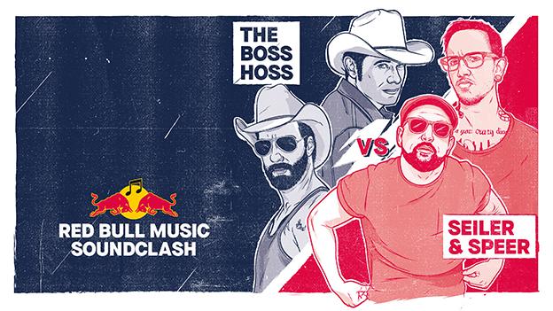 Aktionslogo Red Bull Music Soundclash