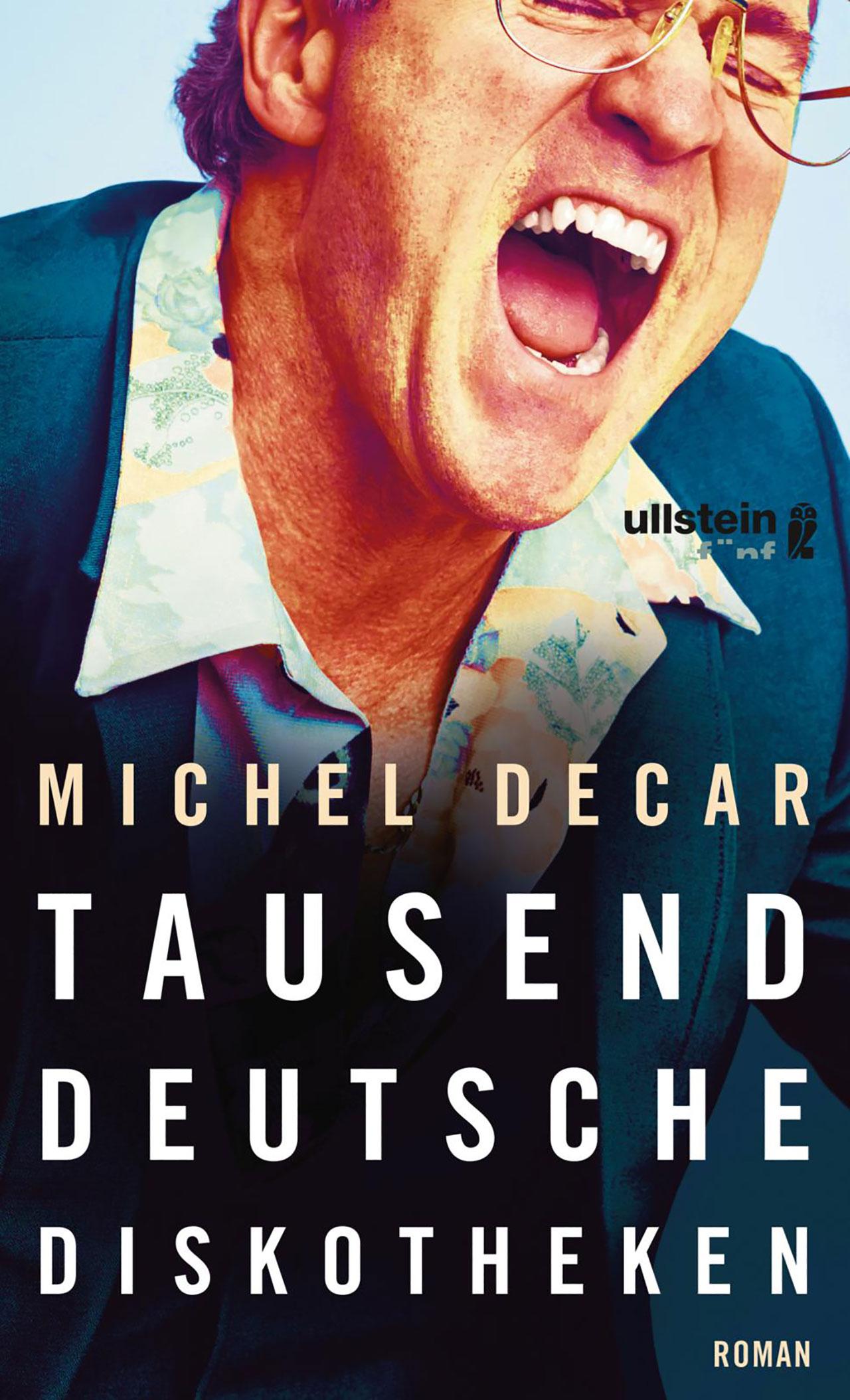"""""""Tausend deutsche Diskotheken"""" Buch Cover"""