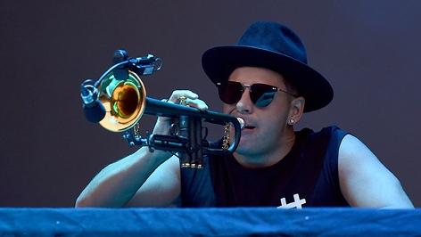 Timmy Trumpet beim Frequency Festival 2018