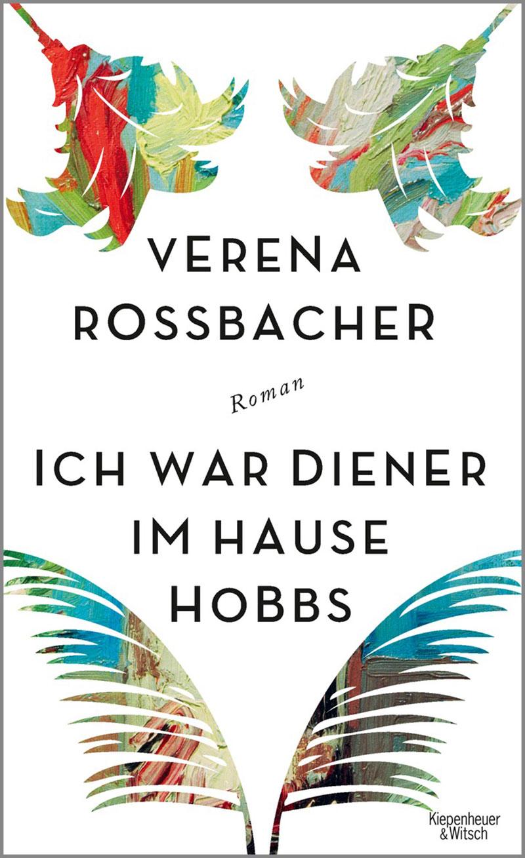 """Buchcover """"Ich war Diener im Hause Hobbs"""""""