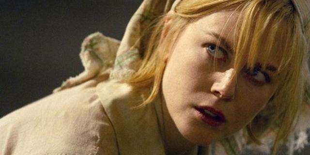 "Nicole Kidman in ""Dogville"""
