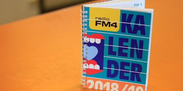 Der FM4 Kalender