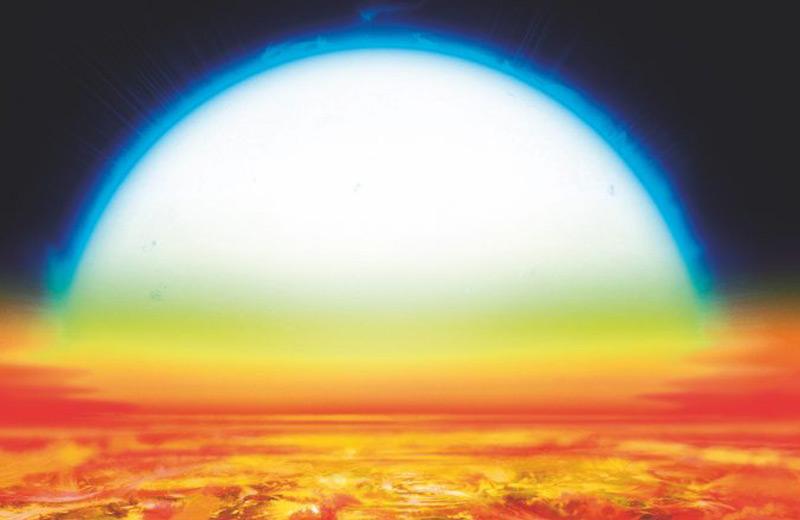 Seltene Elemente bei fernem Planeten entdeckt – science.ORF.at
