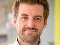 Porträtfoto des Informatikers und KI-Forschers Georg Langs