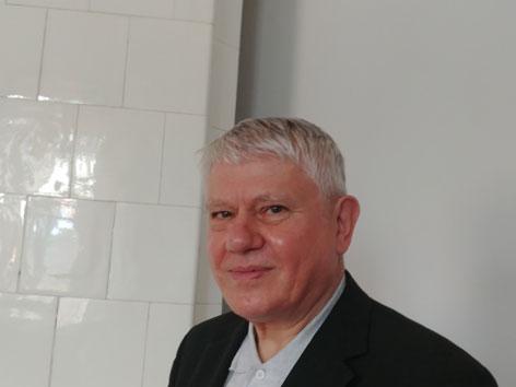 Weihbischof Vaclav Maly Prag Tschechien