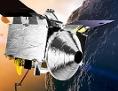 Künstlerische Darstellung: Die OSIRIS-REx-Raumsonde erreicht den Asteroiden Bennu