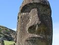Steinfiguren auf der Osterinsel