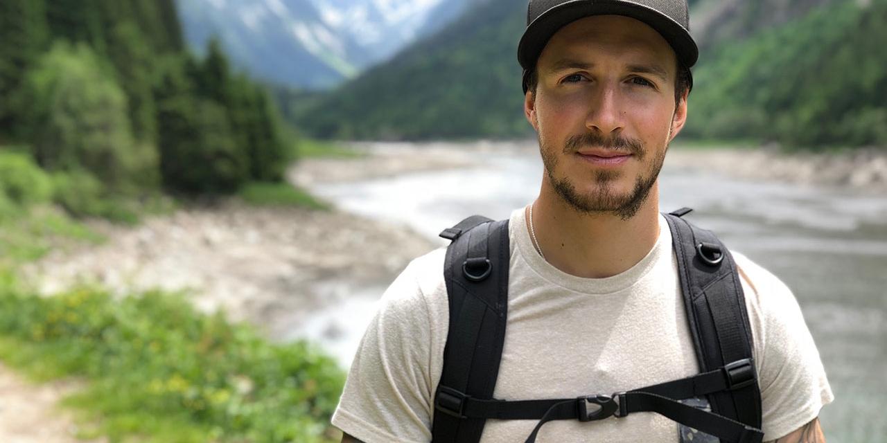 Portrait Tom Klocker