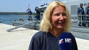 Erstes Interview der Britin, die vom Kreuzfahrtschiff gefallen ist