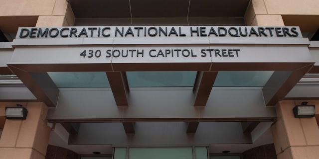 Hauptquartier der Demokratischen Partei der USA