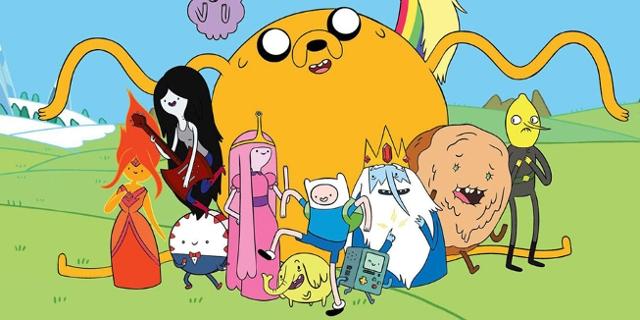 Adventure Time Serie