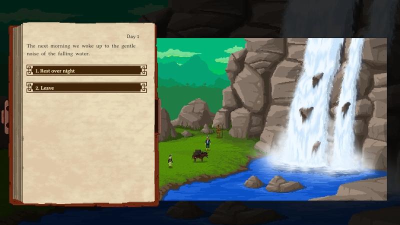 "Screenshot aus ""The Curious Expedition"""