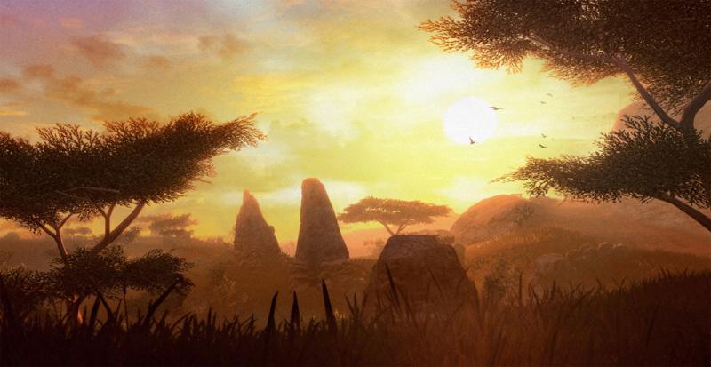 """Screenshot aus """"Far Cry 2"""""""