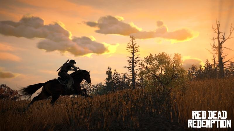 """Screenshot aus """"Red Dead Redemption"""""""