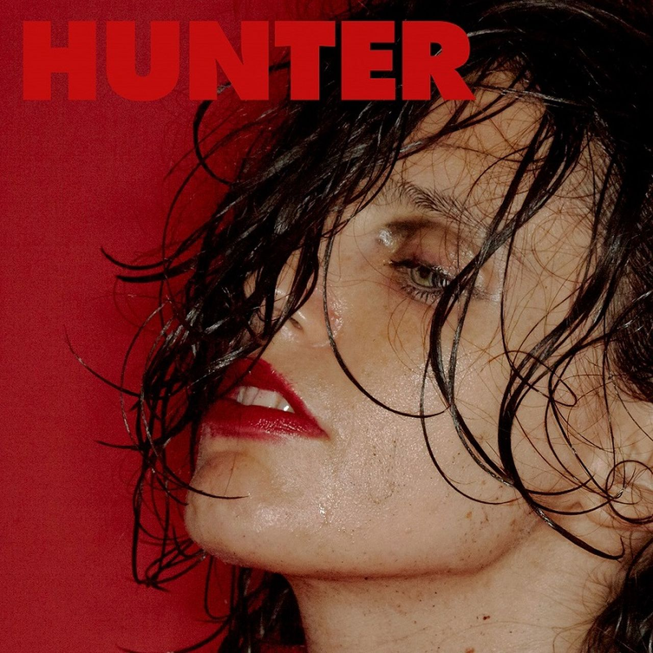 Cover - Anna Calvi - Hunter