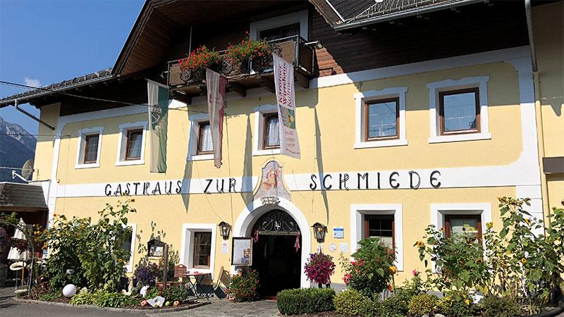 Kärnten Rezept Berg im Drautal Schmieden Corden Bleu Dienstag 4 September 2018