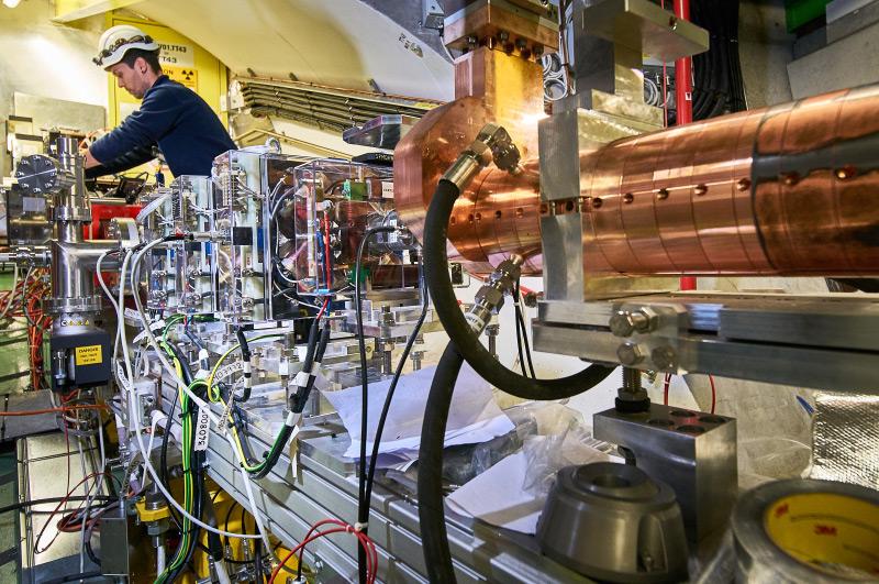 Die Plasmazelle des AWAKE-Experiments