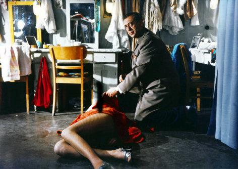 Edgar Wallace - Der Mann mit dem Glasauge    Originaltitel: Edgar Wallace - Der Mann mit dem Glasauge (DEU 1968), Regie: Alfred Vohrer