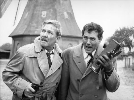 Edgar Wallace - Der unheimliche Mönch    Originaltitel: (DEU 1965), Regie: Harald Reinl