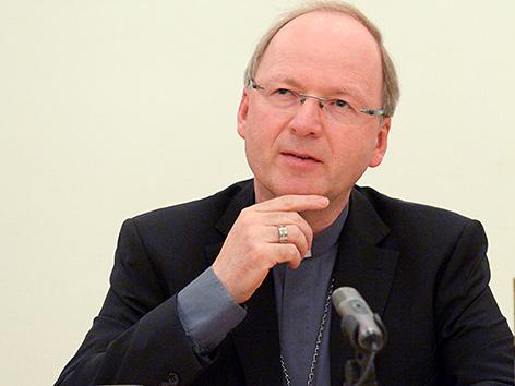 Der Feldkircher Bischof Benno Elbs