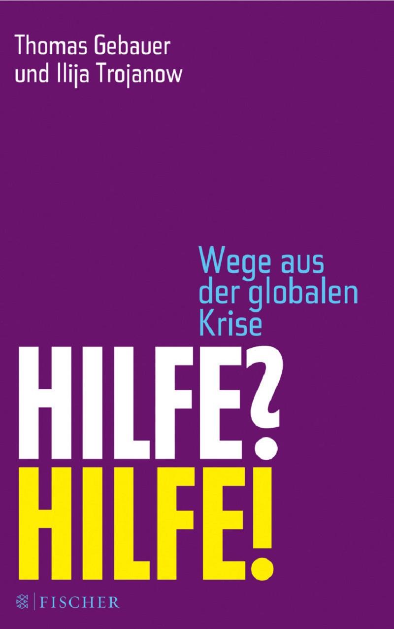 """Das Buchcover von """"Hilfe? Hilfe!"""""""
