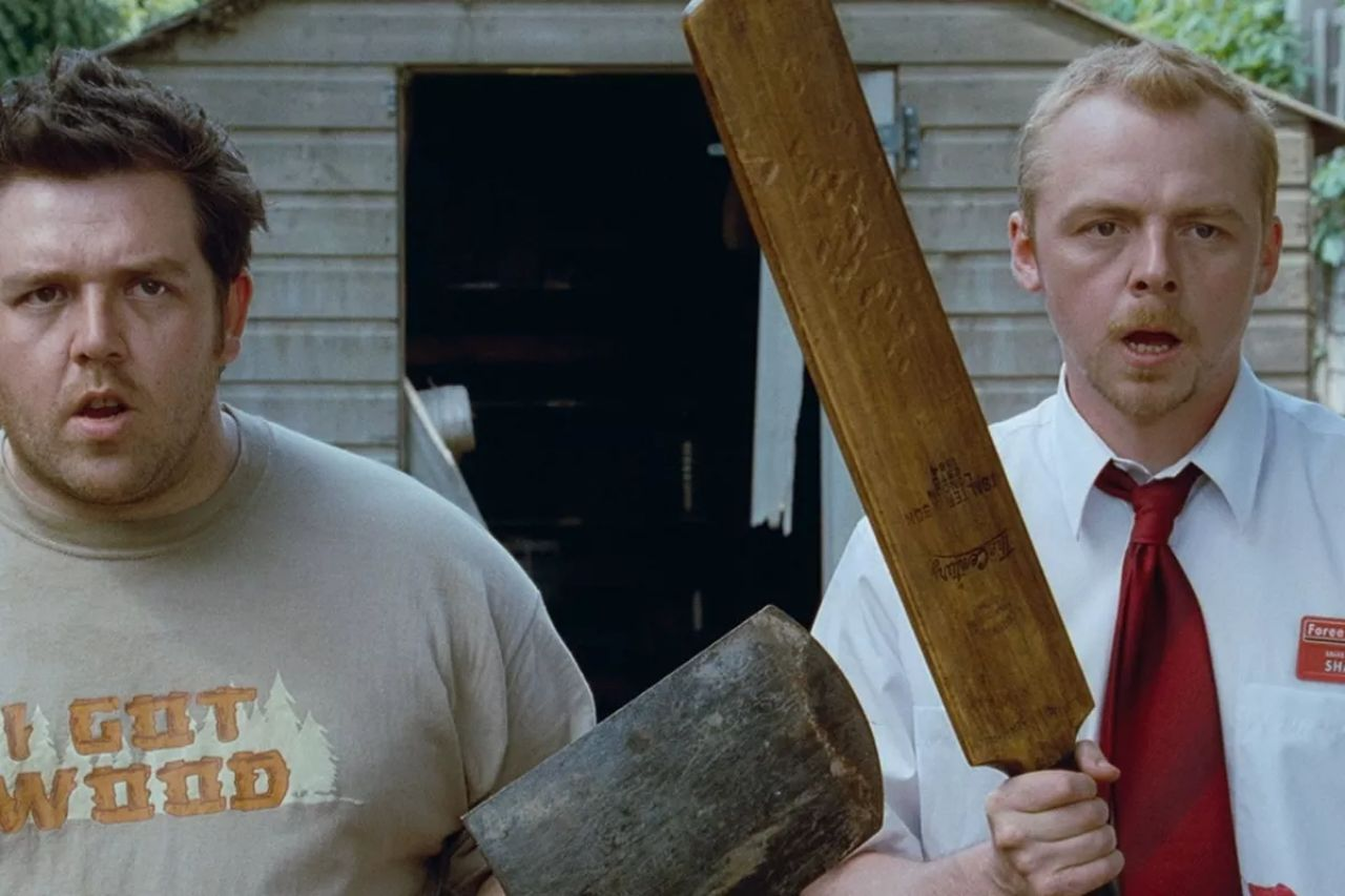 "Szenenbild aus ""Shaun of the Dead"""