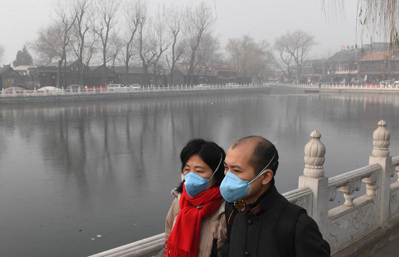 Schmutzige Luft mindert Intelligenz