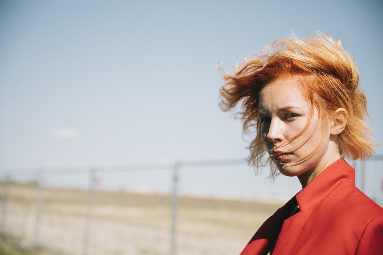 Portraitfoto Mira Lu Kovacs von Schmieds Puls