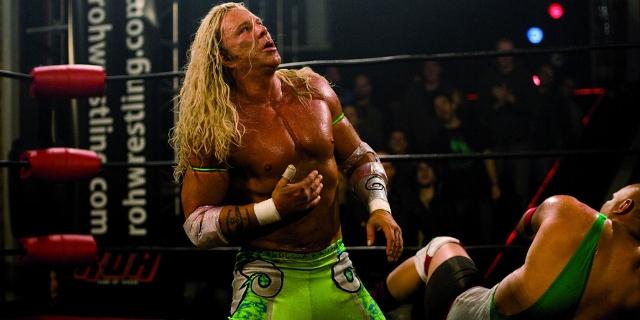 "Filmstills aus ""The Wrestler"""