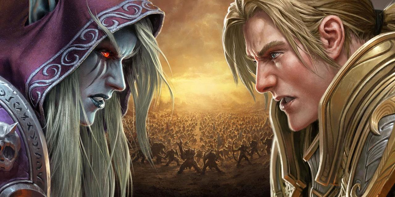 Battle For Azeroth Es Geht Ans Eingemachte Zwischen Horde Und